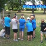 10. Příměstský tábor - den druhý 2012