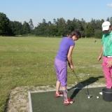 8. Nadějáci na golfu