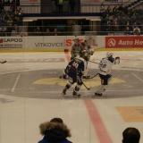 24. Hokejové utkání HC Vítkovice Steel
