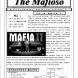 THE MAFIÓSO 09.8.1920 - 1str. nedele