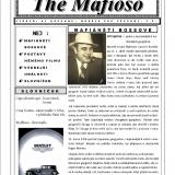 THE MAFIÓSO 10.8.1920 - 1str. pondělí